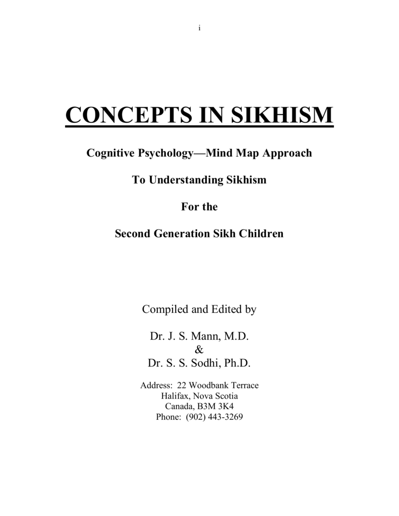 Contents-Source Bk 2 - Global Sikh Studies