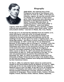 essay about rizal life in dapitan
