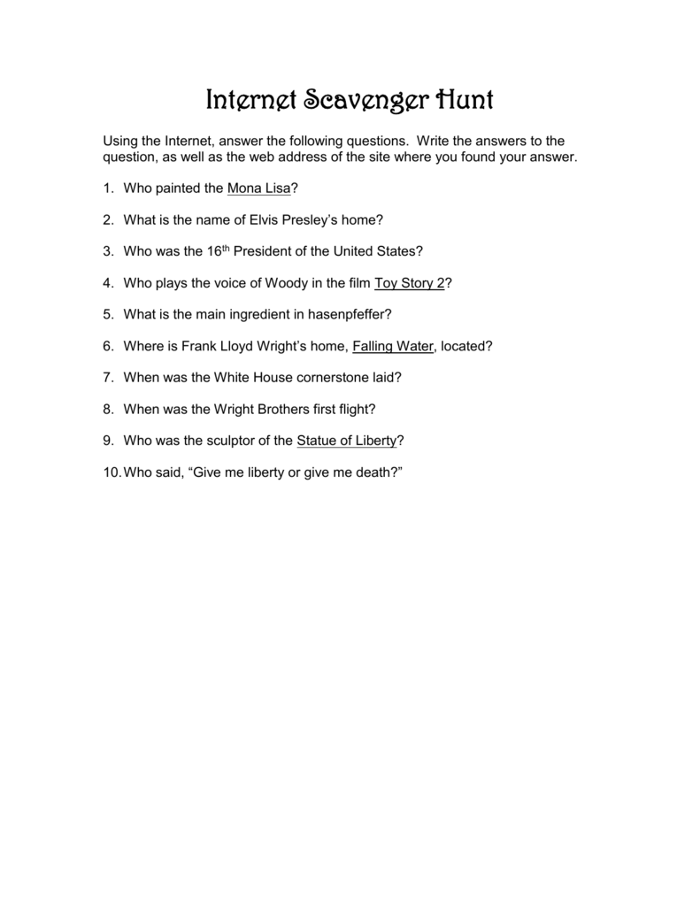 Worksheets Internet Scavenger Hunt Worksheet internet scavenger hunt 008956879 1 1c9c8948ca5ee3aa820ed6863ee01faa png