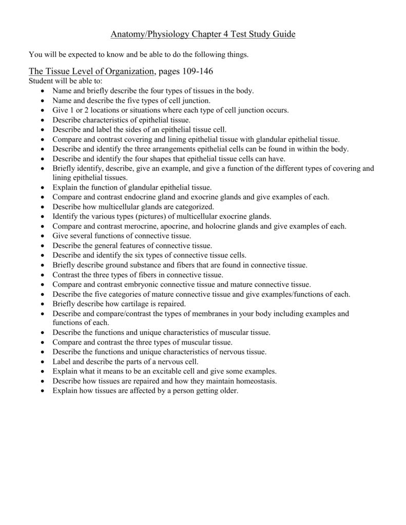 Advanced Biology Chapter 1 Test Study Guide - DC