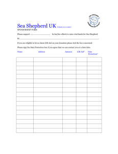 Sea Shepherd UK