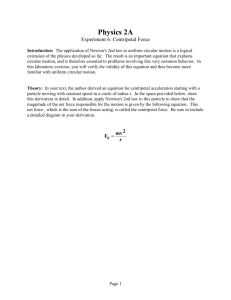 P4AL5F95 - Sierra College - Physics Department Home Page