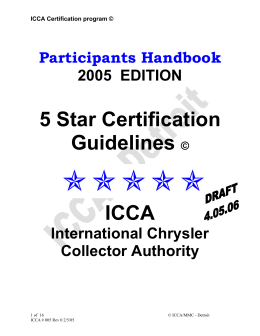 Condition - MMC Detroit