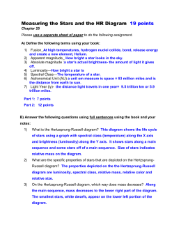 Review all the worksheets all the worksheet measuringstarshrdiag key ccuart Images