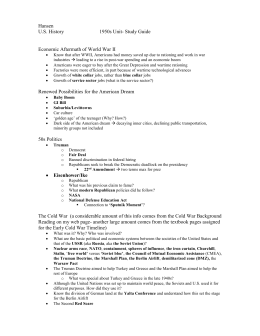 review for test 1 rh studylib net Study Guide Format 1950s test study guide