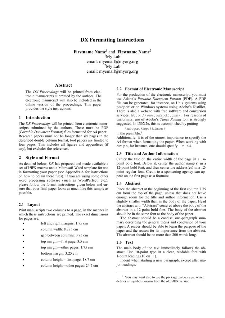 Word - SciencesConf org