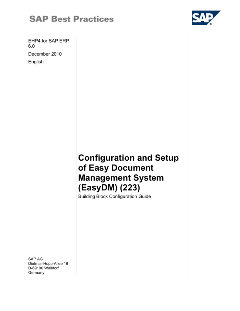 BB Configuration Guide