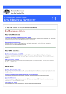 ATO-Small-Business-Newsletter