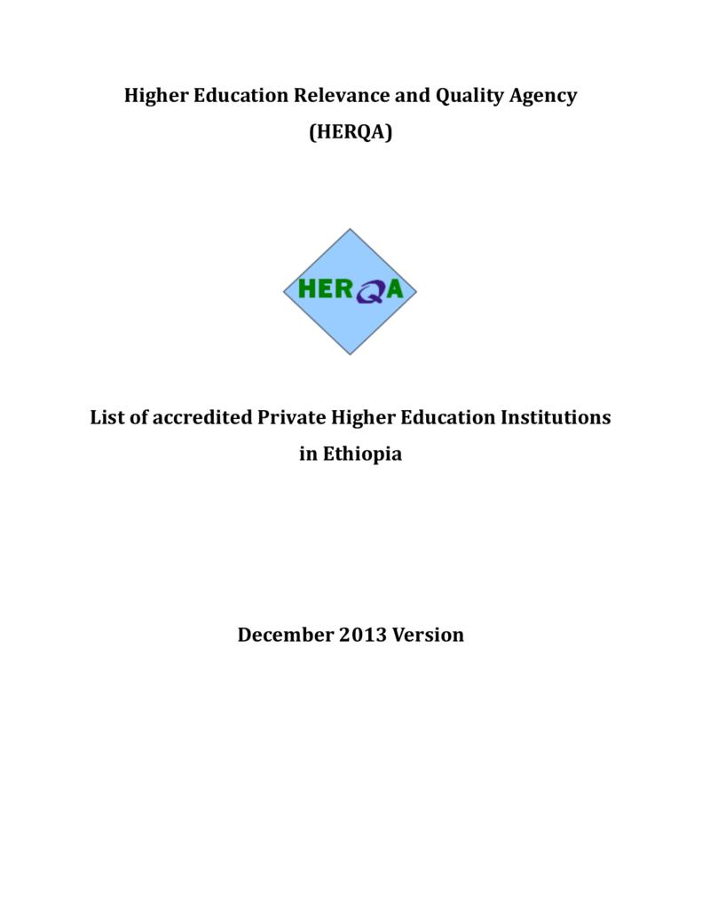 Accreditation List 2013 (English)