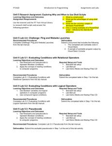 pt1420 unit 8 assignment 1 homework algorithm workbench