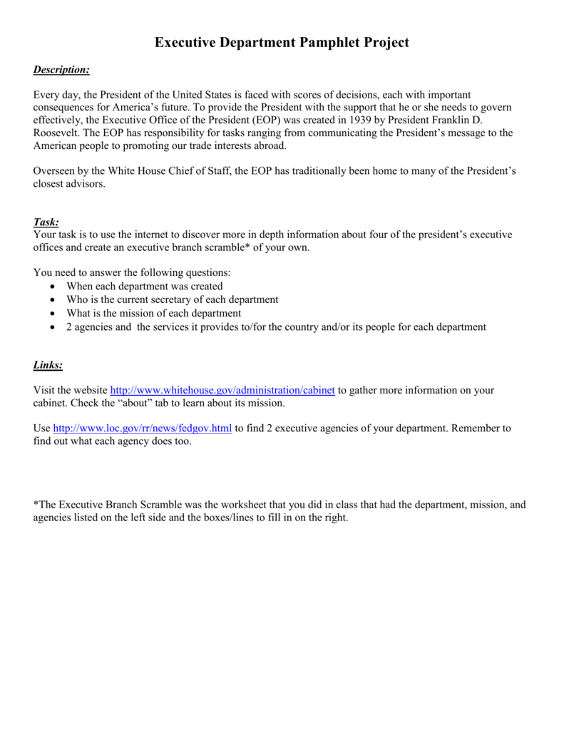 worksheet  executive branch worksheet  grass fedjp worksheet study site