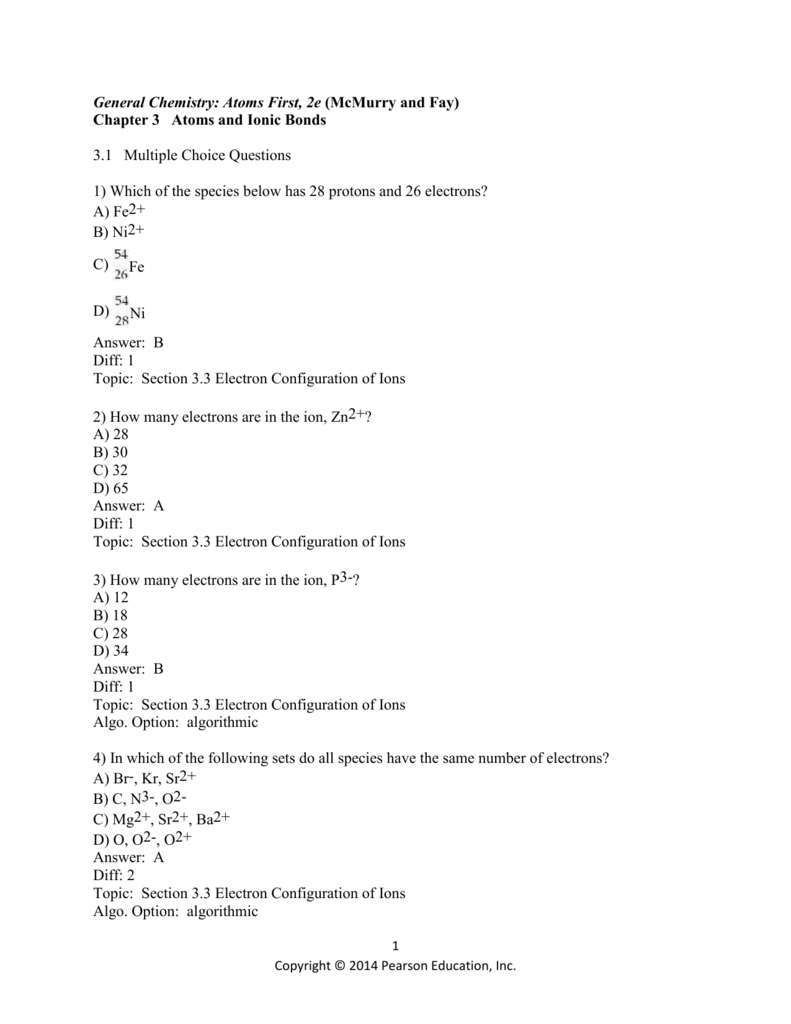 All Grade Worksheets » Electron Configuration Worksheet Answers ...