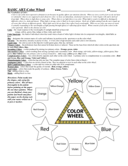 SIX KINGDOMS CHARACTERISTICS CHART