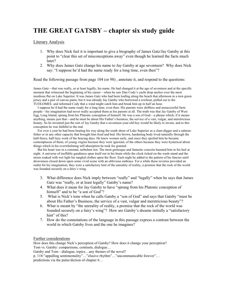 passage analysis essay great gatsby View notes - great gatsby passage analysis from nglish e at lake washington high school bruccoli andrew j ed new essays on the great gatsby new york cambridge.