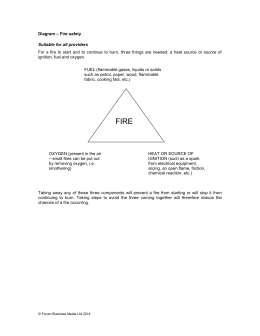 Diagram - Fire safety22.9 KB
