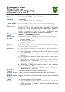 Communications II – 0903422_syllabus