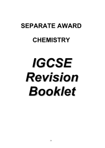 Revision Booklet [5,S]