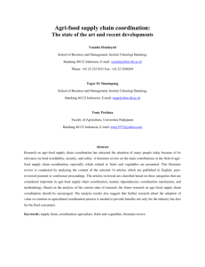 Abstract - SBM ITB