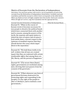 Dear King George | 5th Grade Reading Comprehension Worksheet