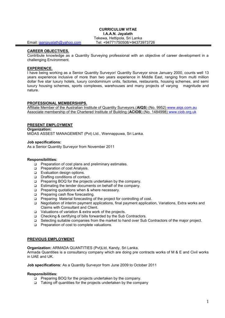 Resume Qatarmark Com