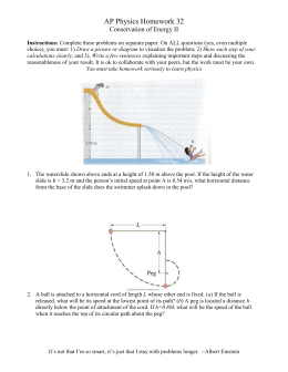 AP Physics Homework 32