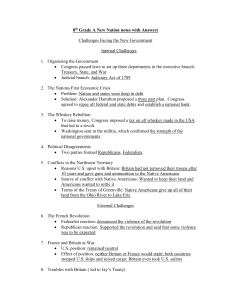 APUSH Review - Keyport School District