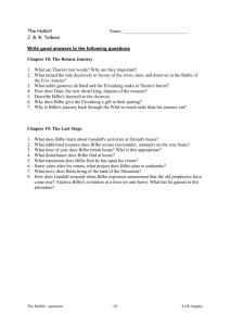 Questions ch. 18 and 19