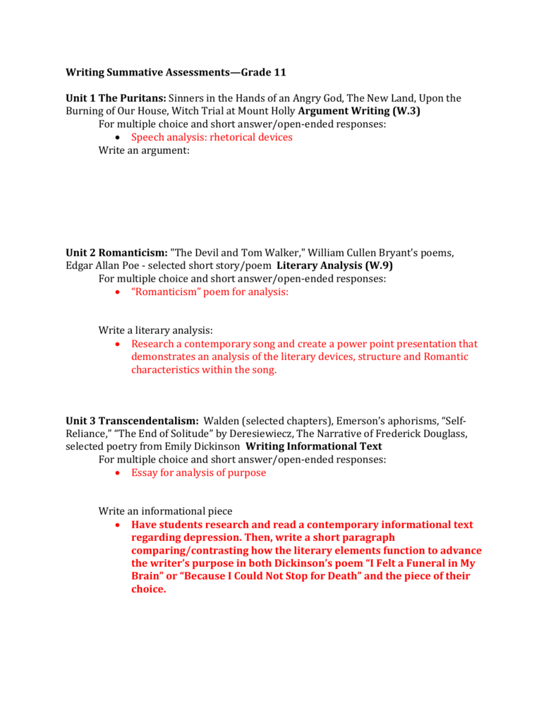 emerson poem analysis