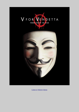 ENG film V for Vendetta microsoft