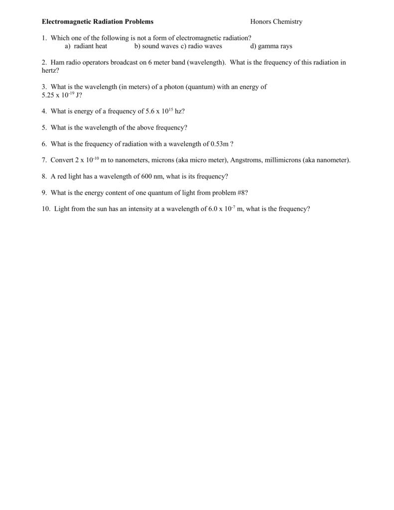 worksheet Wavelength Problems Worksheet 009039985 1 9e295e987a340fa450f5826588e236c9 png