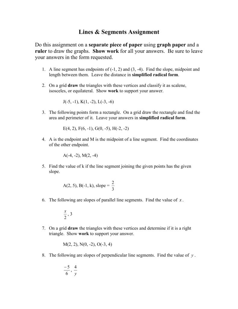 Distance Perimeter Of Trapezoids