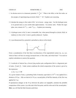 Explore Learning - Covalent Bonds Gizmo