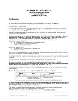 airbus sample oral study guide rh studylib net