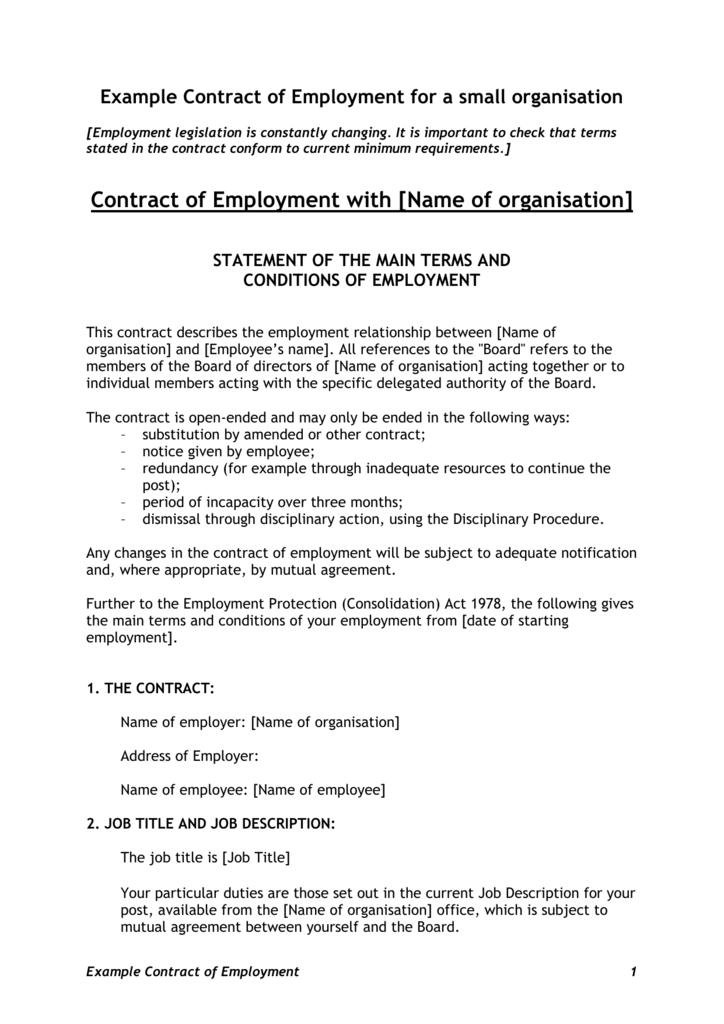 Sample sales employment agreement 6+ examples in pdf, word.