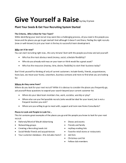 Give Yourself a Raise. It's Easier Than You Think