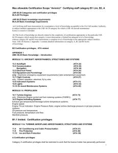 1 3 0 12 ECCAIRS Aviation Data Definition Standard