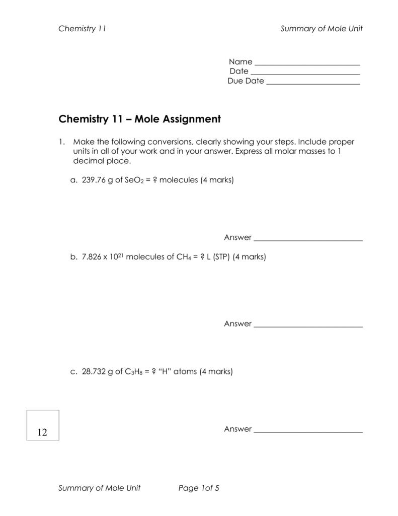Worksheet Molar Conversions Worksheet Worksheet Fun Worksheet