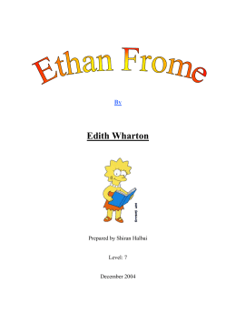 an analysis of the symbolisms used in ethan frome by edith wharton Symbolism in ethan frome is something that plays a big role in understanding  the novel symbols  wharton is able to make it seem okay that ethan is trying to  commit adultery  zeena never used the pickle dish and would never take it  down off the shelf  nineteen minutes themes nineteen minutes character  analysis.