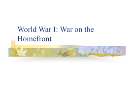 History_files/War on the Homefront