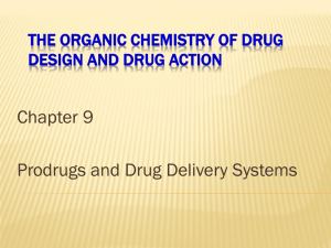 The Organic Chemistry of Drug Design and Drug