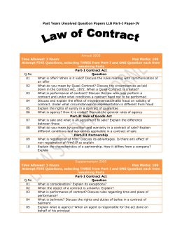 Part-I_Paper-IV_Law_of_Contract