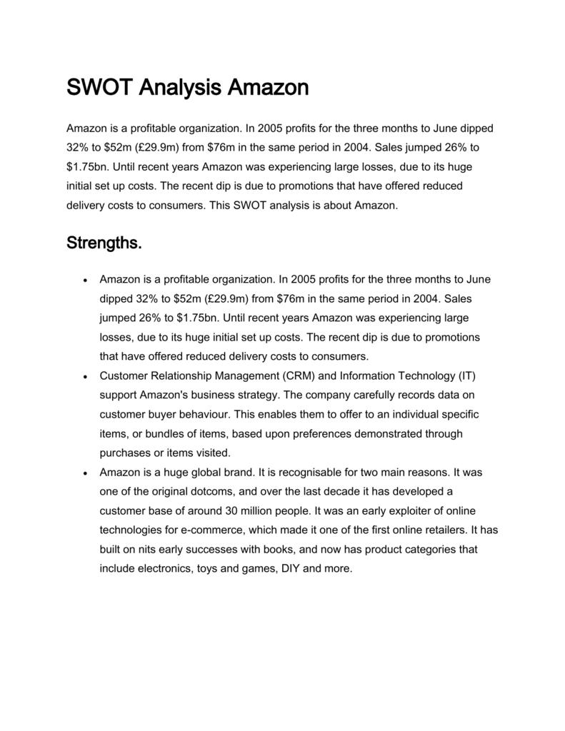 pepsico swot analysis 2010