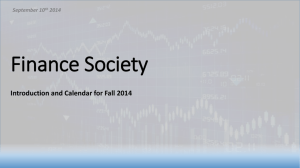 Sept. 10- Alibaba - Finance Society