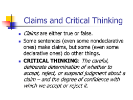 critical thinking revision aqa As and a-level physics 7407, 7408 - assessment resources.
