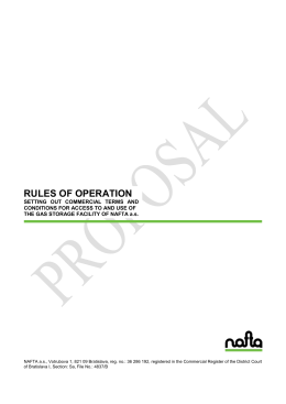 13.6.2 If the SSO also publishes these Rules of Operations in