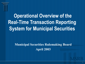 What is Real-Time Transaction Reporting?