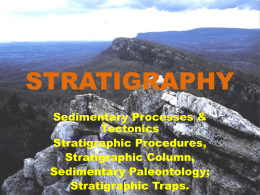 stratigraphy - WordPress.com
