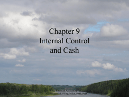 Financial Accounting Chapter 9