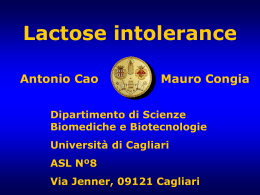 Is Lactose Intolerance A Mutation Or Natural Selection