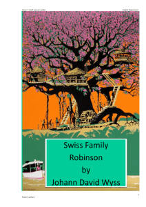 Swiss Family Robinson (Text)